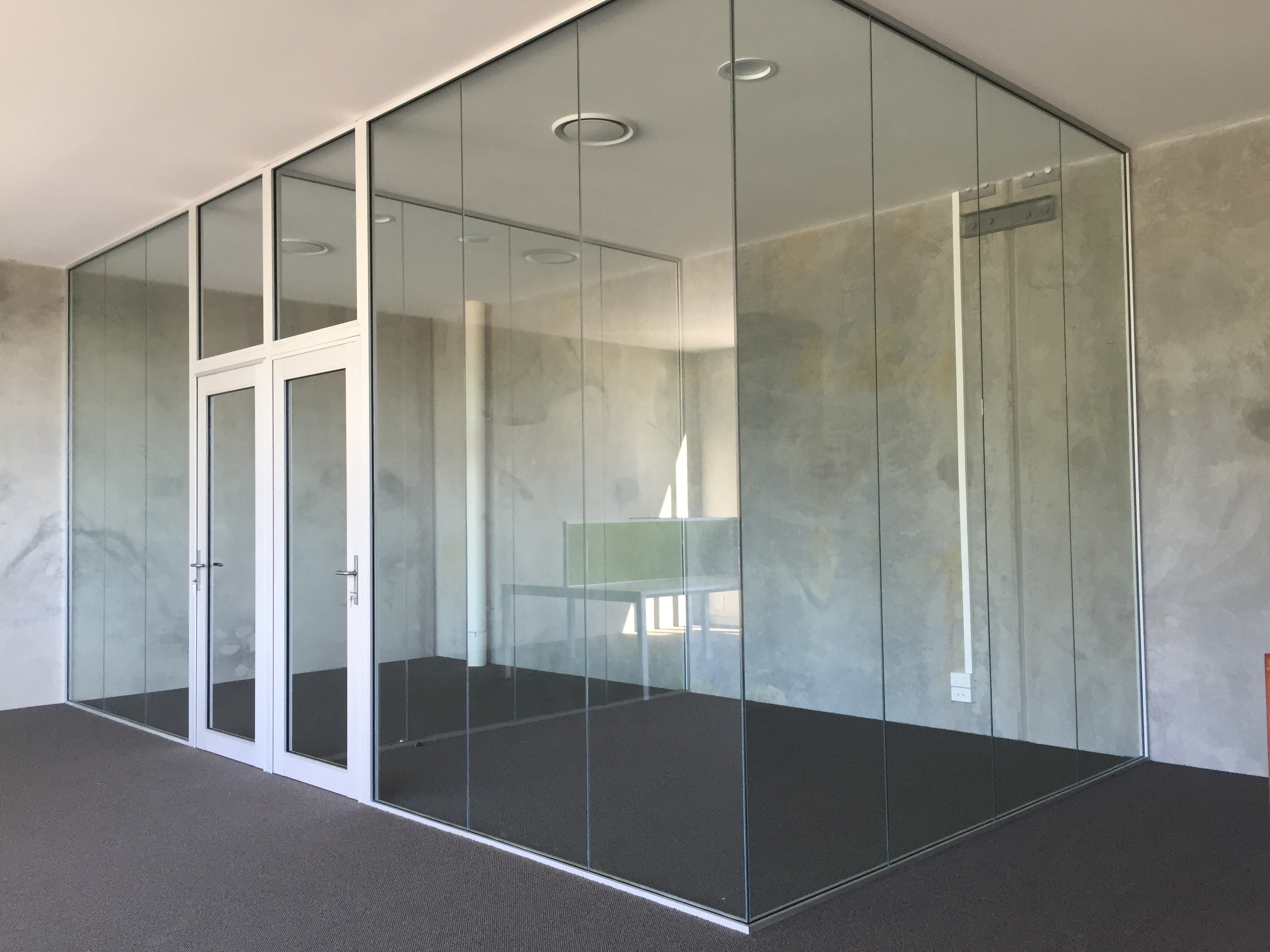 Glass Walls Gold Coast