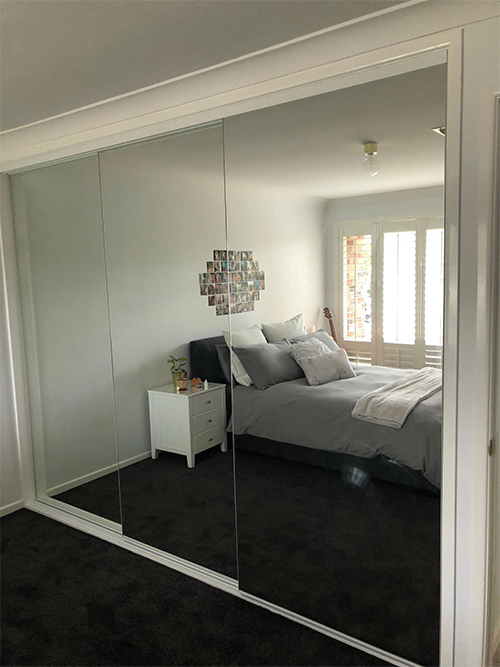 promo code 33de5 f89d6 Wardrobes Doors Gold Coast & Brisbane | Frameless Mirror ...
